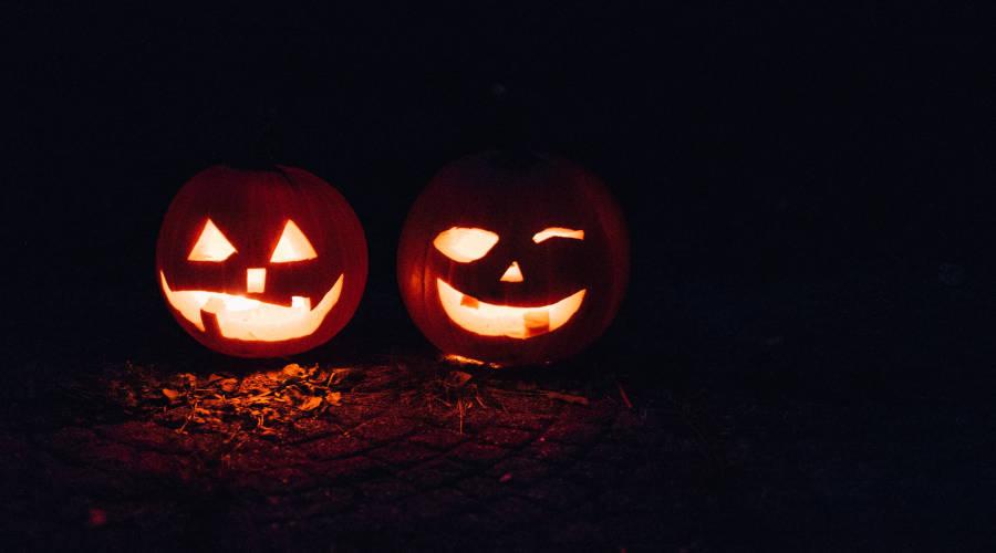 A Halloween update