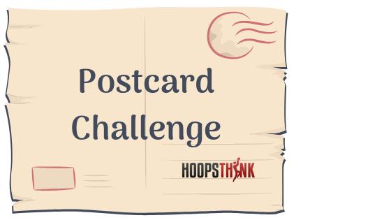 Postcard Challenge for 2018