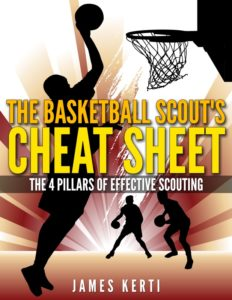 The Basketball Scout's Cheat Sheet